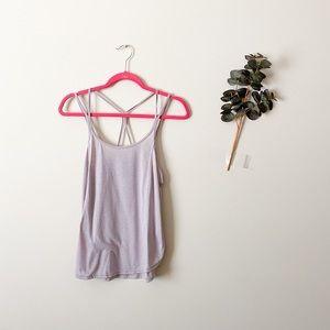 Calvin Klein Performance Lavender Tank Top Size XS